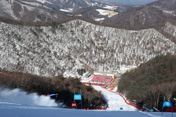 The two freestyle skiers are Fabian Boesch and Elias Ambuehl, according to Swiss media. The pair have been moved away from the rest of the team to recover and avoid spreading the virus, according to the BBC.