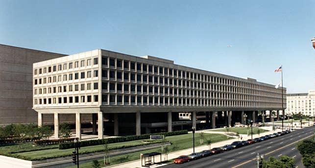 DOE headquarters.
