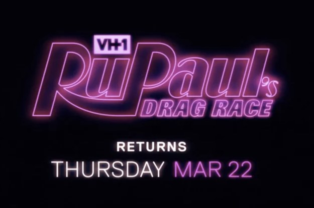 """The New Season Of """"RuPaul's Drag Race"""" Will Have 90-Minute Long Episodes And I'm Gagging"""