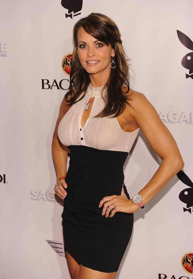 Former Playboy Playmate Karen McDougal, 46, had an affair with Donald Trump in 2006 to 2007, and a tabloid publication employed a system of concealing it with payments and non-disclosure agreements, according to a new report by The New Yorker.