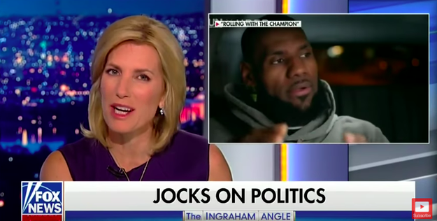 """I'm numb to this commentary, like,"" Ingraham said mockingly after the clip ended. ""Must they run their mouths like that?"""