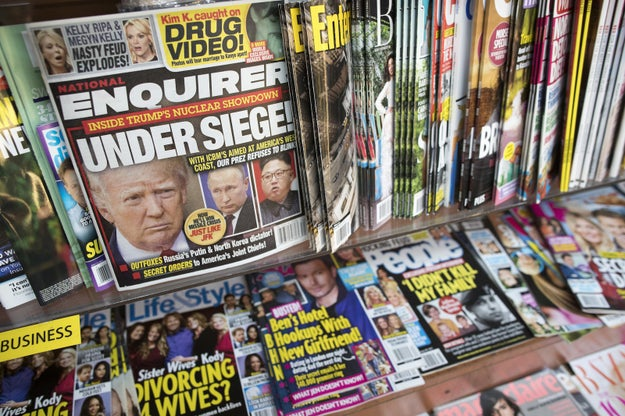 "The owner of the media company that purchased McDougal's story is a close friend of Trump's and has reportedly ""caught and killed"" damaging stories and used them as leverage over celebrities."