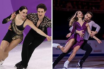 Past Scores Reveal Stark Split In Ice Dance Judging