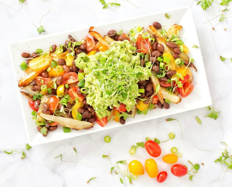 This cross between french fries and nachos couldn't be more satisfying. Get the recipe here.