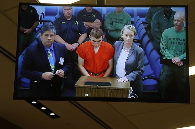 The FBI Says It Dropped The Ball On A Tip That Nikolas Cruz Wanted To Shoot Up A School