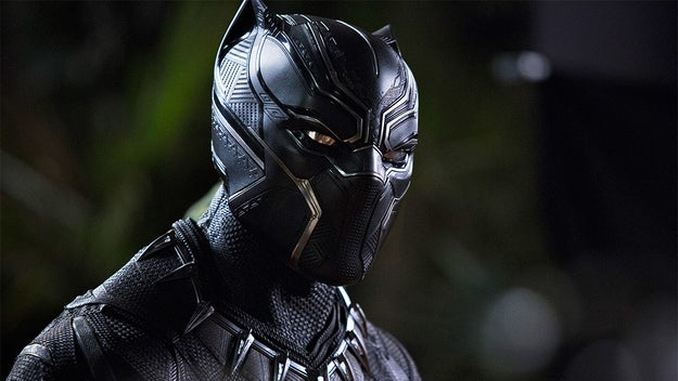 Vibranium, a fictional metal, is extremely important to Black Panther.