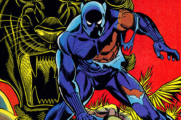 "Despite being a relatively ""new"" hero in the Marvel universe, Black Panther has existed for decades."