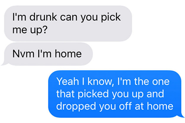 """19 Drunken Texts You'd Only Send To Your Best Friend, Including """"I'm Ducked Up"""""""