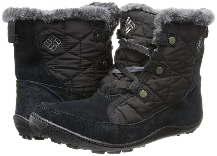 bf1e05e7dde 16. Breathable booties with a removable insole you can wash or replace!
