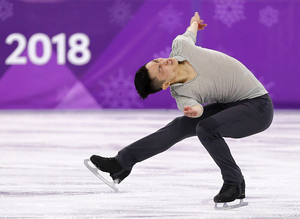 There are actual tests you have to pass in order to get to the next ~level~ of figure skating.