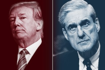 Trump Transition Records, A Source Of Friction With Special Counsel Robert Mueller, Were Almost Destroyed