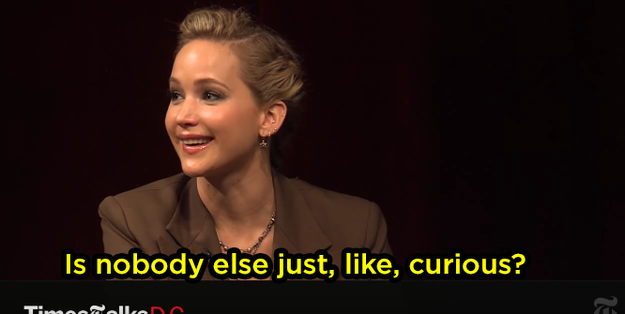 And so Jennifer has some questions: