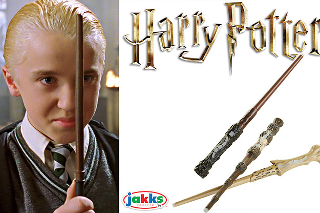 Harry Potter Dueling Wands Exist Now And Merlin's Beard, I Want One