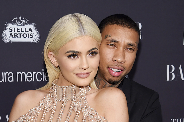 This Is What Kylie Jenner's Ex-Boyfriend Just Said About Her New Life As A Mom