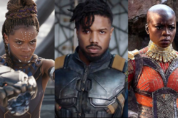 """Which """"Black Panther"""" Character Are You?"""