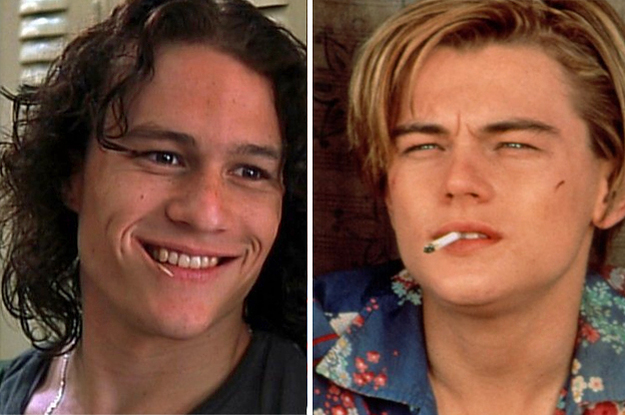 21 Guys Who Sparked Your Sexual Awakening In The '90s