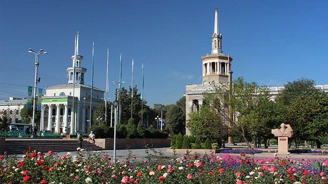 Kyrgyz International University (Chuy-Manasa)