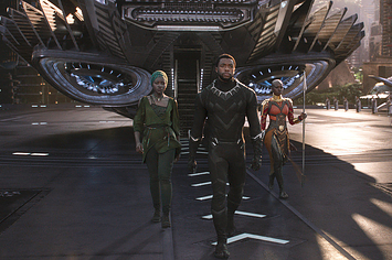"""Black Panther"" Forces The African Diaspora To Wrestle With The Past And The Future"