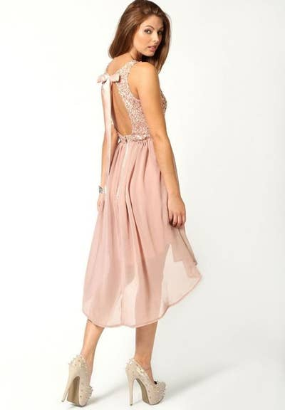008d214e2 Boohoo has super affordable party dresses you can wear again after prom is  over.