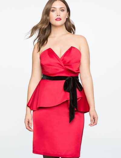 ce73dd1dc684df Eloquii is a plus-size retailer with a small but swoon-worthy collection of  occasion dresses.