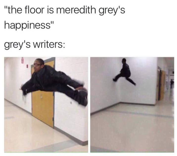 25 Times The Internet Roasted The Shit Out Of Greys Anatomy