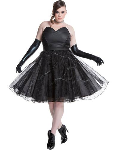 a8fd7dd76010 Hot Topic carries dark and romantic choices that are what gothic dreams are  made of.