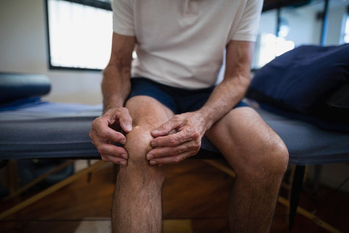 I was in physical therapy for about a year due to a knee injury I had gotten. My knee cap kept popping out of place because of ligaments that became loose after my initial injury. The doctor suggested physical therapy as a way to delay getting surgery. I went reluctantly. I was upset because I didn't understand why I needed it —I didn't think it would help — and I wanted to just go straight ahead with surgery. However, looking back now, I realize how much it's helped me. Thanks to physical therapy, I am now able to postpone surgery for at least five years without risking harm. Even though it may be hard, physical therapy is worth it in the end! —emberyanez