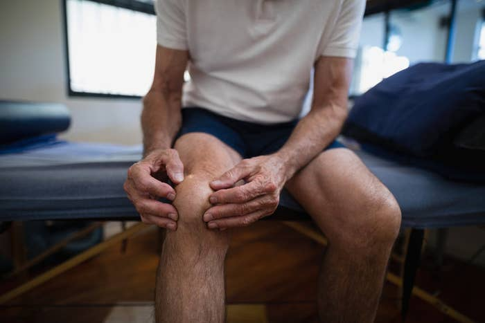 I was in physical therapy for about a year due to a knee injury I had gotten. My knee cap kept popping out of place because of ligaments that became loose after my initial injury. The doctor suggested physical therapy as a way to delay getting surgery. I went reluctantly. I was upset because I didn't understand why I needed it — I didn't think it would help — and I wanted to just go straight ahead with surgery. However, looking back now, I realize how much it's helped me. Thanks to physical therapy, I am now able to postpone surgery for at least five years without risking harm. Even though it may be hard, physical therapy is worth it in the end! —emberyanez