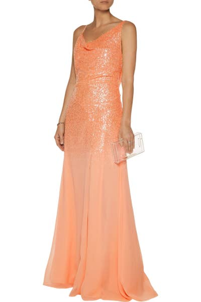 c93b94446f0 The Outnet has deeply discounted designer pieces that ll make any  couture-obsessed prom-goer cry tears of joy.