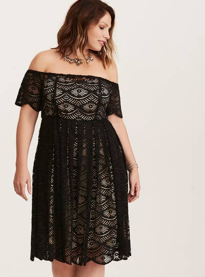 b27c7502a5270 Torrid is a plus-size brand that makes stunning dresses for all occasions —  including formal dances.