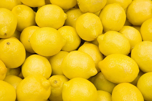 "Saying you'll ""just have water,"" but then asking for a whole bunch of lemons and sugar packets."