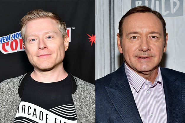 Anthony Rapp Says He Spoke Out About Kevin Spacey Because He