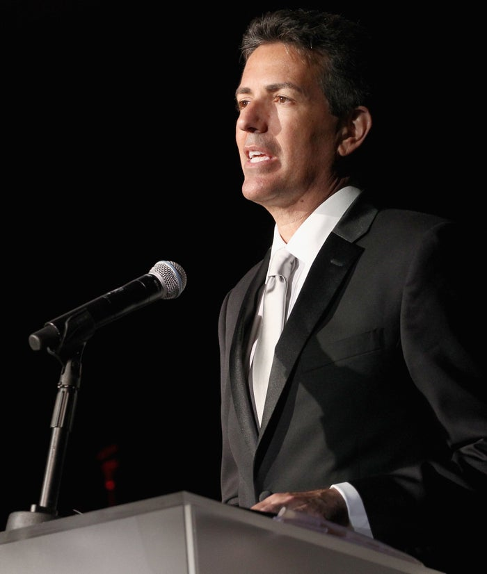 Wayne Pacelle, CEO and president of the Humane Society of the United States, speaks in 2017.