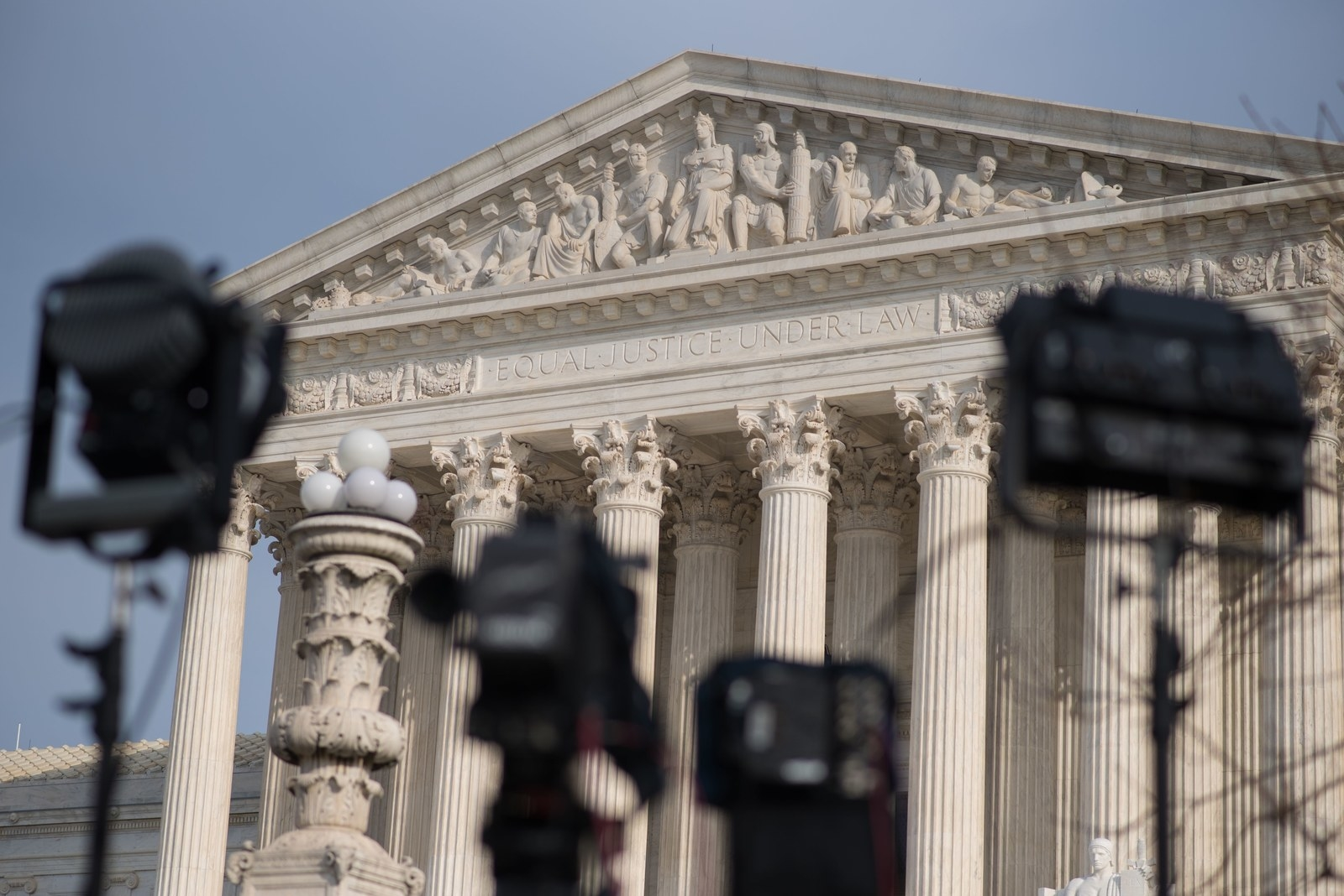 Supreme Court Won't Stop Pennsylvania Court Order Requiring New Congressional Map For 2018
