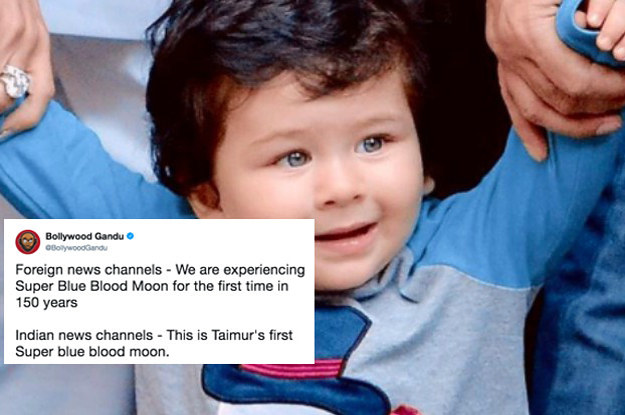 Here Are 15 Taimur Memes To Help You Deal With How Much You Hate