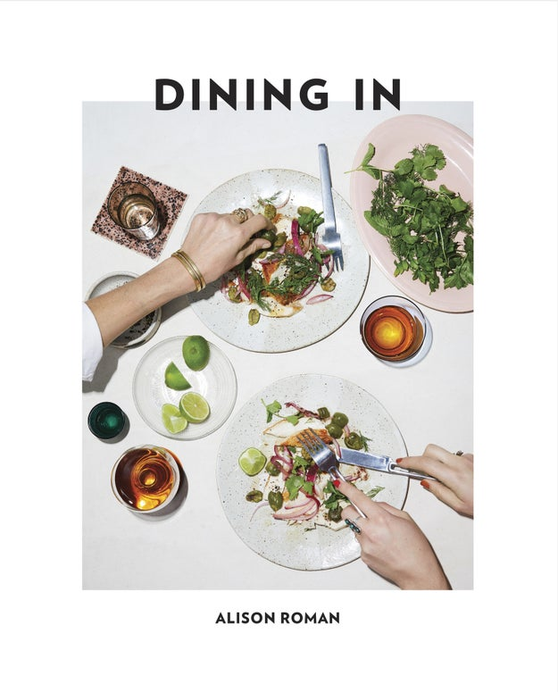For more delicious recipes, check out Dining In by Alison Roman, which you can order on Amazon, Barnes & Noble, or at your local bookstore on IndieBound.
