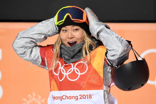 By now, you're probably familiar with 17-year-old Chloe Kim, Olympic gold medalist, snowboarding extraordinaire, and world-renowned hangry person.