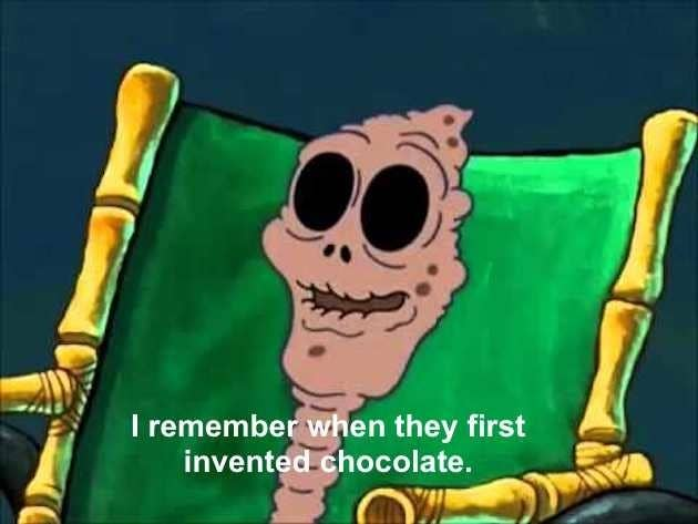 53 Spongebob Screenshots That Are Even Funnier Out Of Context