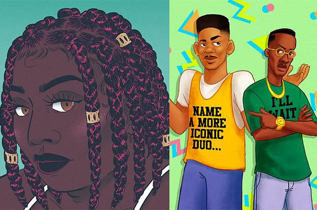 Cartoon Illustration Artists