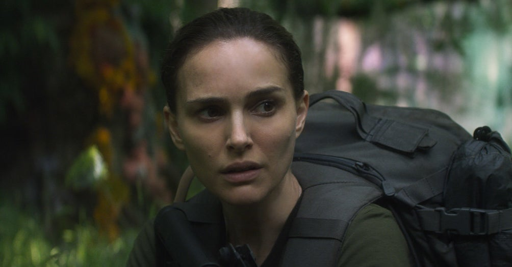 Natalie Portman Doesn't Want To Live In Oblivion