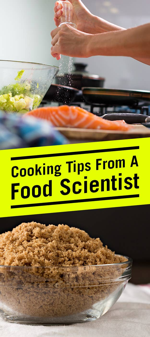 12 nerdy but brilliant cooking tips from a food scientist share on facebook share forumfinder Choice Image