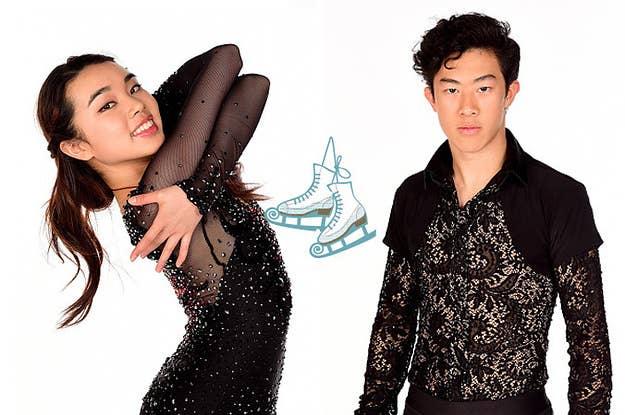 Evan Lysacek Girlfriend Vera Wang