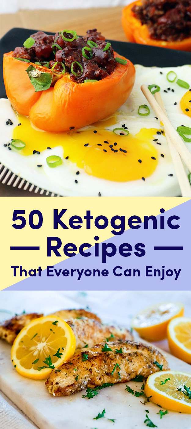 50 Tasty-Looking Recipes That'll Make You Want To Try A Keto Diet ASAP