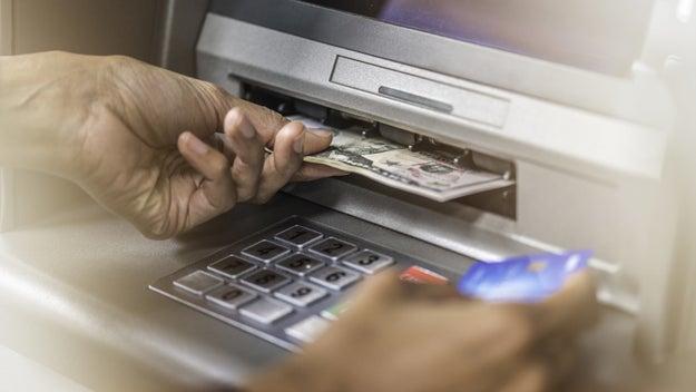 Wells Fargo has an ATM in Antarctica.