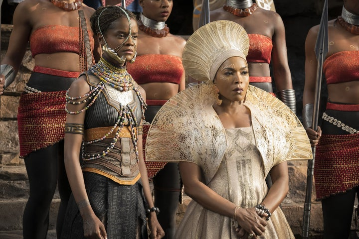 So it's perhaps not that surprising that Black Panther also broke several box office records in Africa. Disney confirmed to BuzzFeed News that the film earned the third biggest opening weekend in South Africa (behind 2015's Furious 7 and 2017's The Fate of the Furious), and set new opening weekend records in the film distribution territories of West Africa and East Africa (each consisting of several African countries).