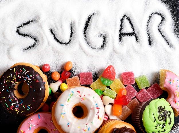 Humans are born craving sugar.