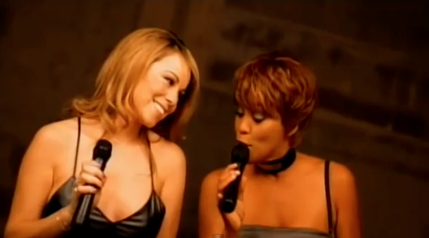 """When You Believe"" – Mariah Carey and Whitney Houston"