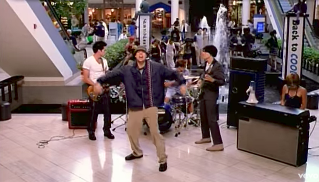 """""""You Get What You Give"""" – The New Radicals"""