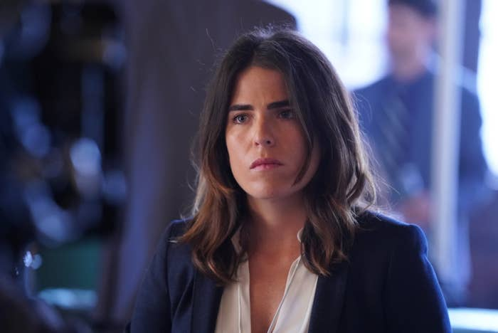 Souza as Laurel Castillo on How to Get Away With Murder