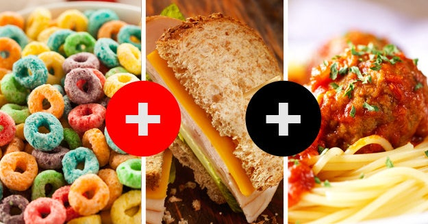 This Breakfast/Lunch/Dinner Test Will Reveal Your Dominant Personality Trait